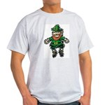 St. Patrick's Leprechaun Light T-Shirt