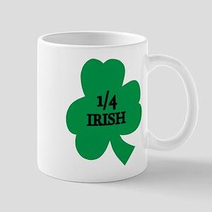 1/4 Irish Mug