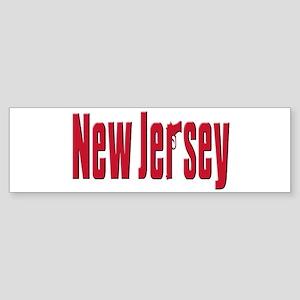 New jersey Bumper Sticker