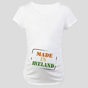 Made in Ireland Maternity T-Shirt