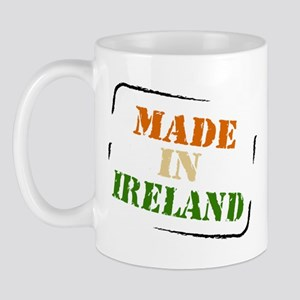 Made in Ireland Mug