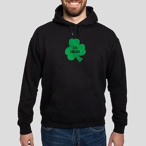 1/2 Irish Hoodie (dark)