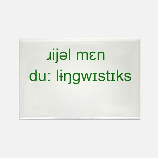 linguistics Magnets