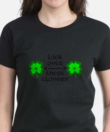 These Clovers Women's Dark T-Shirt