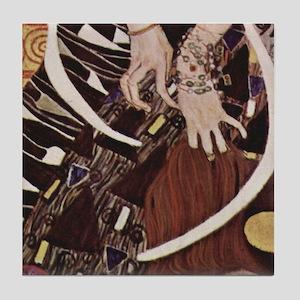 Gustav Klimt Art Tile Coaster Judith - Tile Se 3/4