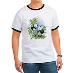 Panda Bears Ringer T