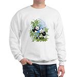 Panda Bears Sweatshirt