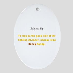 ~ L.Tip 001 ~ Oval Ornament