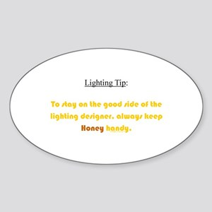 ~ L.Tip 001 ~ Oval Sticker