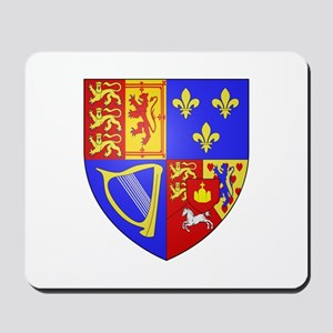 Kingdom of Great Britain Mousepad