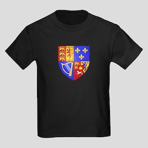 Kingdom of Great Britain Kids Dark T-Shirt