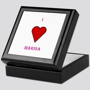 Heart Marisa Keepsake Box