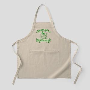 Shenanigans Irish Watering Ho BBQ Apron