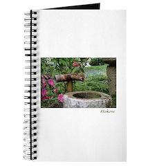 Bamboo Water Basin Journal