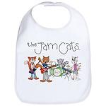 The Jam Cats Bib