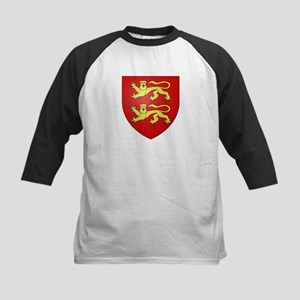 Duchy of Normandy Kids Baseball Jersey