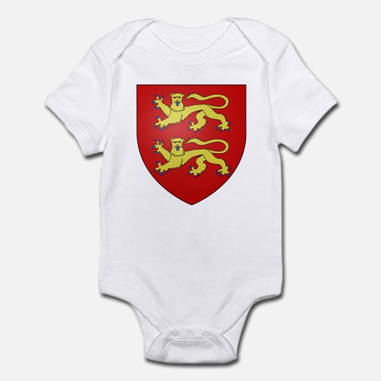 Duchy of Normandy Infant Bodysuit