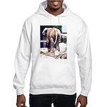 Hooded Sweatshirt - Elephant's Butt