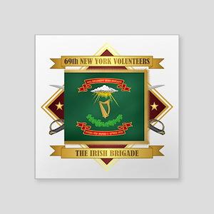 69th NY Volunteer Infantry Sticker