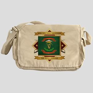 69th NY Volunteer Infantry Messenger Bag