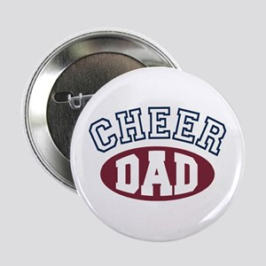 Cheer Dad Button