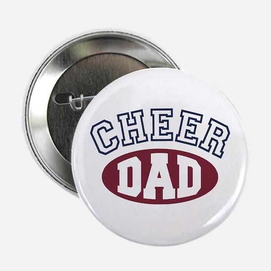 Cheer Dad Button