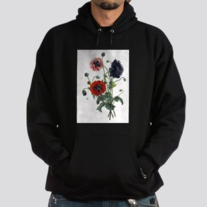Poppy Art Hoodie (dark)