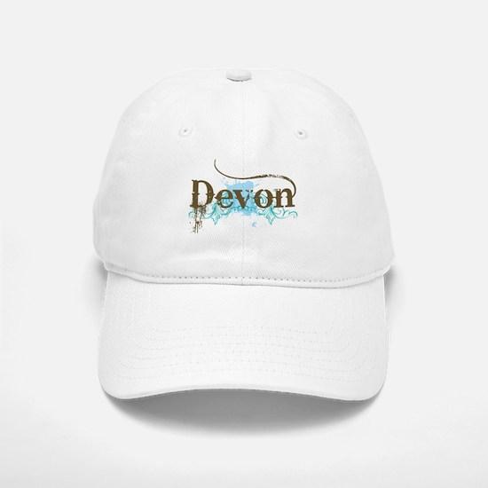 Devon England Baseball Baseball Cap