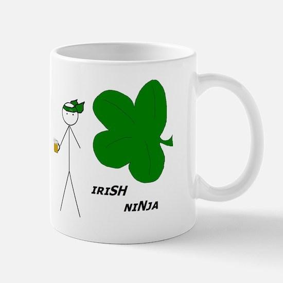 Irish Ninja Mug