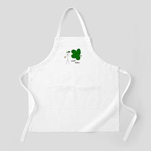 Irish Ninja BBQ Apron