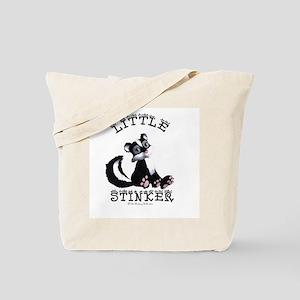 Little Stinker Tote Bag