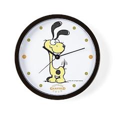 Vintage Odie Wall Clock