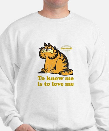 To Know Me Is To Love Me Jumper
