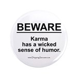 Wicked Sense of Humor... 3.5