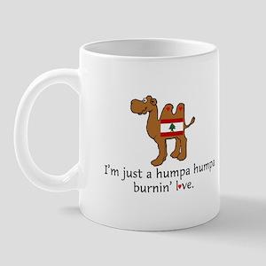 Humpa Burnin Love Mug
