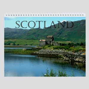 Scotland 2013 Wall Calendar