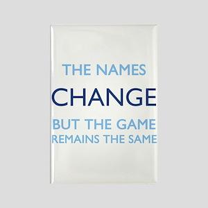 No Change Rectangle Magnet