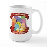 15 Oz Ceramic Mug With Mfbc Logo Mugs
