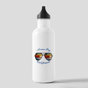 California - Morro Bay Stainless Water Bottle 1.0L