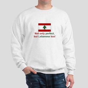 Perfect Lebanese Sweatshirt