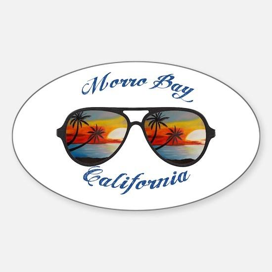 California - Morro Bay Decal