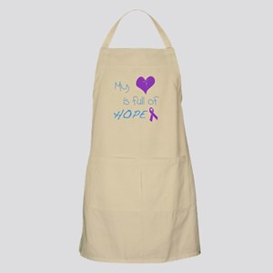 Heart Full Of Hope BBQ Apron