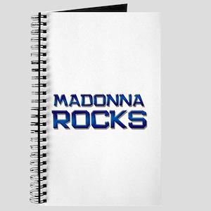 madonna rocks Journal