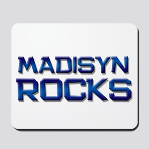 madisyn rocks Mousepad
