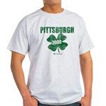 Pittsburgh Shamrock 2009 Light T-Shirt