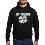 Pittsburgh Shamrock 2009 Hoodie (dark)