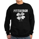 Pittsburgh Shamrock 2009 Sweatshirt (dark)