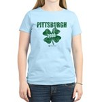Pittsburgh Shamrock 2009 Women's Light T-Shirt