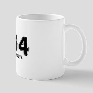 364 Unbirthdays Mug
