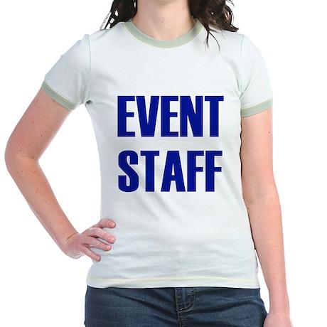 Event Staff Jr. Ringer T-Shirt